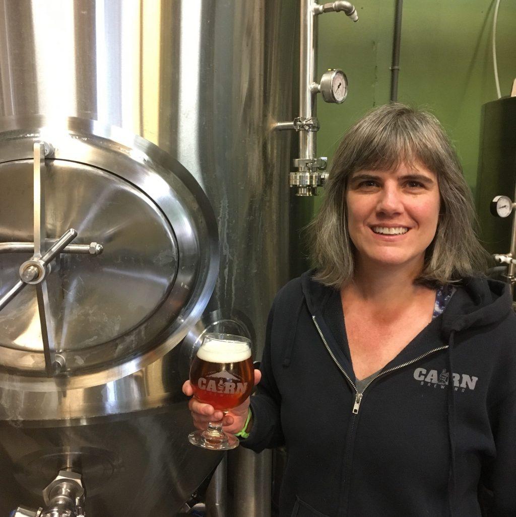 Jen Boyd Cairn Brewing