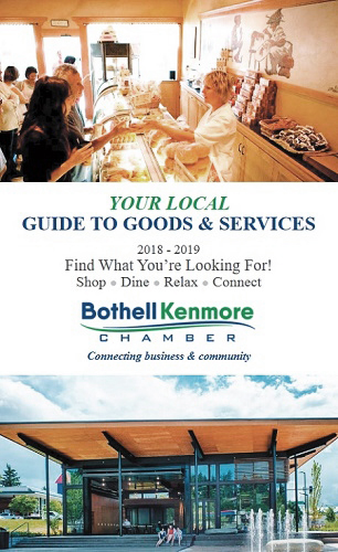 Bothell Kenmore Chamber's 2018-2019 Guide To Goods & Services