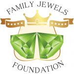 Logo for Family Jewels Foundation - Saving Guys' Lives by Educating about Testicular Health