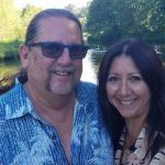Owners of WhatsSup Stand Up Paddle & Kayak, Steve and Cecilia Holmes