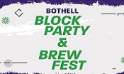 Bothell Block Party and BrewFest 2019 Logo