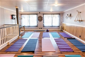 Omni Bothell Community Classroom and Meditation Space