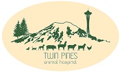 Twin Pines Animal Hospital in Bothell - Logo