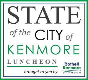 2020 State of the City of Kenmore Luncheon logo