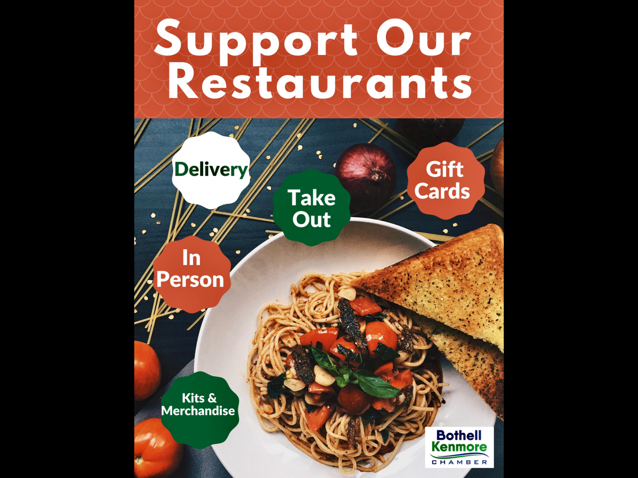 Support Our Local Restaurants image