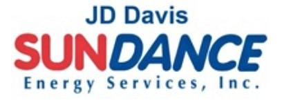 JD Davis Sundance Energy Services Bothell logo